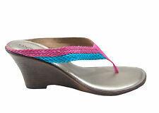 HYPE BRANDED CHAPPAL IN SILVER BLUE PINK COLORS MRP 1299 50% DISCOUNT 650