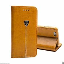 LUXURY Look Card Holder Magnetic LEATHER Flip Cover Case for Apple iPhone 6