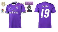 Trikot Real Madrid Away Champions League Final Cardiff 2017 - Modric [164-XXL]