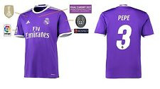 Trikot Real Madrid Away Champions League Final Cardiff 2017 - Pepe [164-XXL]