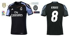 Trikot Real Madrid Third Champions League Final Cardiff 2017 - Kroos 8 [164-XXL]