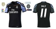 Trikot Real Madrid Third Champions League Final Cardiff 2017 - Bale 11 [164-XXL]