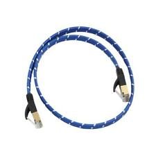 Cavo di Rete Ethernet Cat7 LAN RJ45 10 Gbps Cavo Video Musica Router Modem PS3