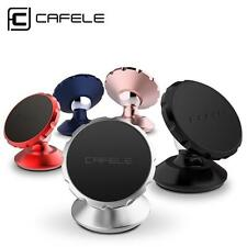 360 Degree Rotating Bracket Universal Car Phone Holder Magnetic Mount Stand Fit