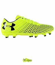DI MARCA Under Armour CF Force 3.0 FG Football Boots Mens Yellow