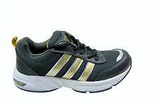 JUST GO BRANDED SPORTS SHOES IN GREY/YELLOW COLORS MRP 1599 40% DISCOUNT 960