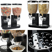 Healthy Dried Food Cereal Dispenser Pasta Food Storage Dispenser Rice Container