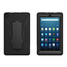 """ROBOT SHOCK PROOF HEAVY DUTY TOUGH CASE COVER STAND FOR 2017 AMAZON FIRE 7 7.0"""""""
