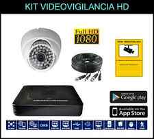 KIT VIDEOVIGILANCIA WR2440X CAMARA DOMO HD - APP DISPONIBLE