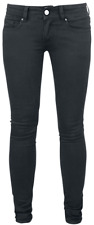 RED by EMP Megan Jeans donna nero