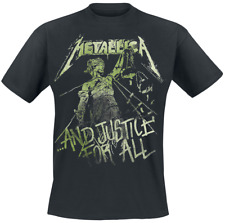 Metallica ... And Justice For All - Vintage T-Shirt nero
