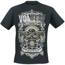 Volbeat Old Letters T-Shirt nero