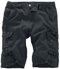 RED by EMP Cargo Shorts Pantaloncini Vintage nero