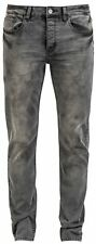 Black Premium by EMP Marc Washed (Loose Fit) Jeans grigio