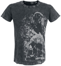 Gothicana by EMP Rebel Soul T-Shirt nero