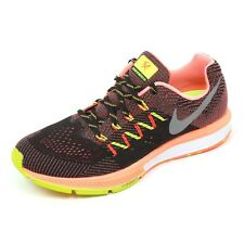C5946 sneaker donna NIKE AIR ZOOM VOMERO 10 scarpa nero/corallo shoe woman