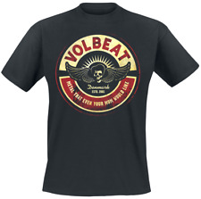 Volbeat Circle Mom T-Shirt nero