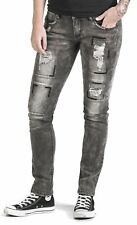 Rock Rebel by EMP Skarlett Jeans donna grigio