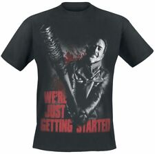 The Walking Dead Negan - Just Getting Started T-Shirt nero