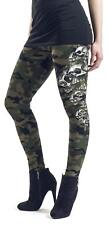Rock Rebel by EMP Outcast Leggings mimetico