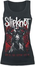 Slipknot Goat Thresh Top donna nero