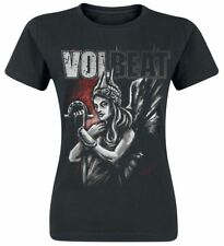 Volbeat Goddess Of War Maglia donna nero