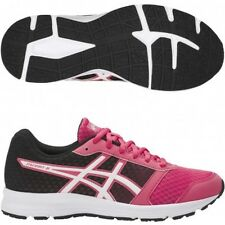 Asics Patriot 8 Women's Rouge Red White T669N 1901 Running Shoes Size UK 4-8