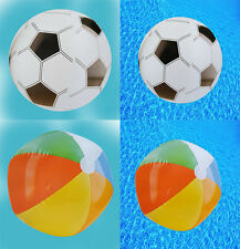 Big Inflatable 76 cm Beach/Pool Ball Swimming Summer Fun Party Water UK Seller
