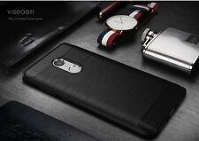 Carbon Brushed TPU + PC Back Cover Case For XIAOMI REDMI NOTE 4