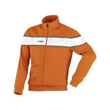 Jako Player Polyesterjacke Kids Orange Weiss F19