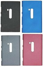 Heartly Premium Sandstone Quicksand Matte Finish Back Case Cover Nokia Lumia 920