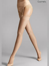 Wolford Individual 10 Stockings Sheer Luxury 10 Denier Suspender Stockings