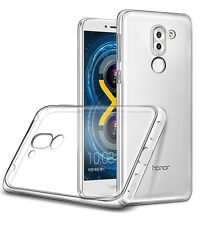Heartly Ultra Thin 0.3mm Flexible Clear Slim Back Case Cover For Huawei Honor 6X