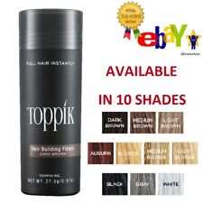 TOPPIK Hair Loss Building Fiber LARGE 27-5g FREE and FAST SHIPPING IN USA
