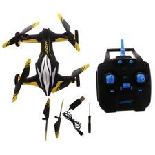 JJRC H23 2.4G 4CH 4 Assi Gyro RC quadcopter con ruote Terra / cielo 2 in 1