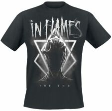 In Flames Think About The End T-Shirt nero