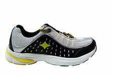 MATH BRANDED SPORTS SHOES IN WHITE BLACK COLORS MRP 1499 40% DISCOUNT 899