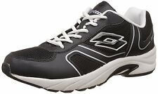 LOTTO BRANDED SPORTS SHOES IN BLACK COLORS IN LIMITED NEW ADDITION