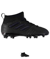 FASHION adidas Ace 17.3 Primemesh FG Childrens Football Black/Black