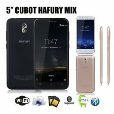 "5.0"" CUBOT HAFURY MIX Android 7.0 3G Smartphone Handy Dual SIM 2GB+16GB 13MP"