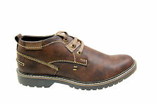 LEE GRAIN BRANDED CASUAL SHOES IN BROWN COLORS MRP 2499 30% DISCOUNT 1745
