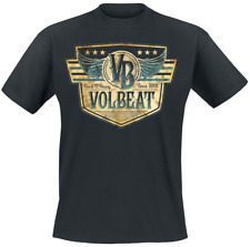 Volbeat Retro Sign T-Shirt nero