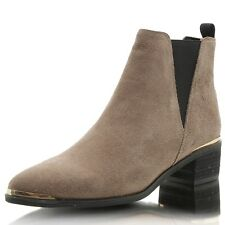 BUFFALO 415-0290-1 Cow Suede taupe