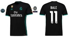 Trikot Real Madrid 2017-2018 Away UCL - Bale 11 [164-XXL] Champions League
