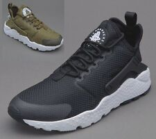 NEW Nike AIR HUARACHE RUN ULTRA wmn USsz:  9  running shoe 819151-008/302