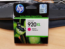 Genuino HP ALTA CAPACIDAD MAGENTA CARTUCHO DE TINTA 920xl (CD973AE) - Clearance