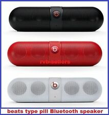 Wireless Bluetooth Speakers Portable Beats Pill speaker with Fm & Sd Card Slot