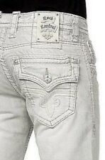 SONDERPREIS Rock Revival Herren Jeans STANLEY Alternative Straight Cut TJ8922J2