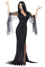 Smiffys Womens Immortal Soul Witch Fancy Dress Costume Ladies Halloween Outfit