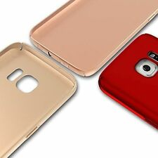 4 Cut iPaky Hard Matte Back Case Cover for Samsung Galaxy S7 Edge